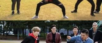 姜丹尼爾出演《RM》秀長腿 多版「摸大腿舞蹈」引爆笑