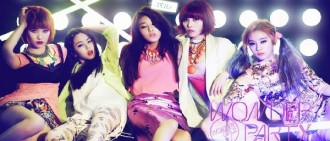Wonder Girls從舞蹈歌手變身樂隊回歸?朴振英操刀主打曲!