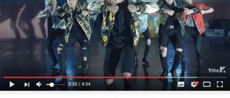 BTS 防彈少年團《Fire》瀏覽人次破億!