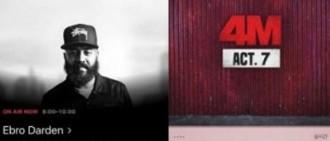 4MINUTE新曲在美知名網路電台被介紹