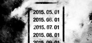 YG公開2015年首個回歸主人公:神秘海報更加撲朔迷離?
