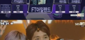 FTIsland「PRAY」在SBS MTV「The Show」中獲得冠軍