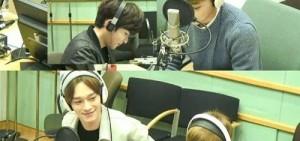 Xiumin和Chen假如是女人 選出最不想交往的EXO成員前三名