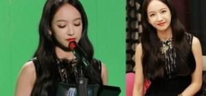 宋茜應援Krystal客串<對我而言可愛的她>