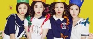 SM新女團Red Velvet將於8月4日攜<幸福>出道