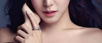 Tiffany登新加坡雜誌 清楚可人美麗動人