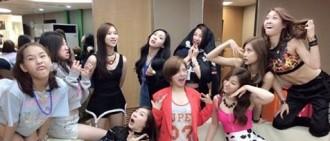 Kpop idol的奇怪表情照片引起關注