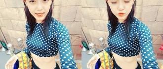 IOI Sejeong被她的朋友洩露了從曝光過的照片
