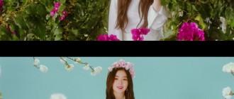 Red Velvet新曲第二波預告片出爐 金旻載IRENE譜寫浪漫愛情