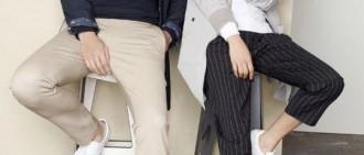 周元、雪炫搭檔情侶照 大長腿格外吸睛