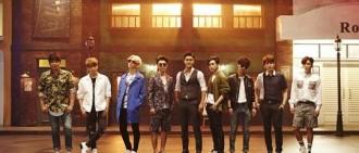 銀赫、東海、始源當兵前最後一張 Super Junior9月中發新輯