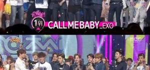 EXO回歸獲第五個1位 超高人氣再獲認證