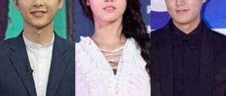 宋仲基-雪炫-李敏鎬 代表韓國臉龐的三大勢集結