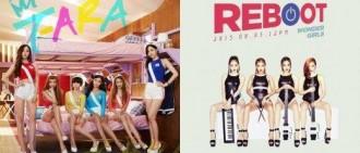 Wonder Girls—T-ara,曾經站在女團頂端的她們能否力挽狂瀾