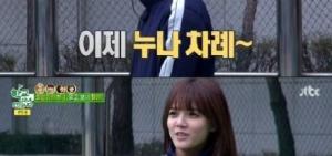 《我去上學啦》AOA智珉變南柱赫粉絲:他運動的時候很帥!