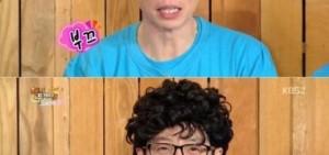 劉在石:姜藝媛說19禁話題我舌頭都不好使了
