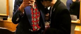 G-Dragon更新SNS 公開剪短髮的T.O.P