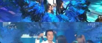柳熙烈挑戰BoA扇子舞 手勢妖嬈令人發笑