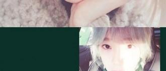 """泰妍染髮失敗變短髮 引人遐 想的""""大蔥髮型"""""""