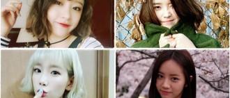 長髮掰掰!Hani、IU、太妍剪短髮一樣美