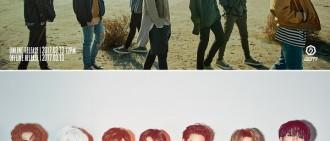 GOT7新歌MV預告發布 期待值全面上升