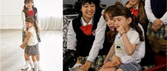 全昭彌爸爸客串《Slam Dunk》 出演MV為女兒助陣