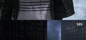 《看見味道的少女》朴有天被南宮民刺傷,失去意識「危險!」