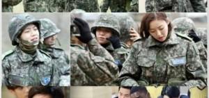 《真正的男人》「女兵特輯2」本月結束 新一季3月正式開始