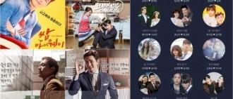 「KBS演技大賞」明晚直播 13組情侶角逐「情侶獎」