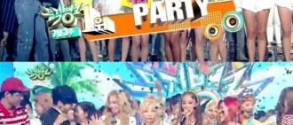 少女時代《Party》再奪一位 「出道以來的第100個冠軍!」