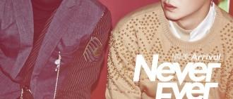 GOT7新輯預告照發布 JB&Mark成熟自信