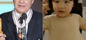 嚴泰雄岳父尹日峰出演《超人回來了》:與外孫女的相遇