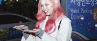 12張服裝相片證明TWICE Sana 是其中一位這個冬天最時尚漂亮的idol