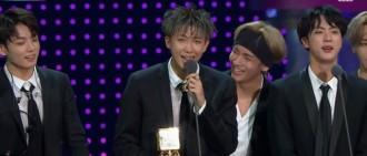 防彈少年團成MAMA最大贏家 連續兩年奪年度歌手獎
