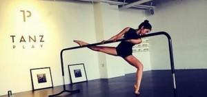 朴信惠公開芭蕾舞照,「身材也是女神級」