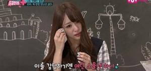 HaNi坦言合約到期將不再做歌手   回憶出道前往事落淚