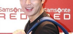 熱戀中李敏鎬在中國,面對秀智的提問….