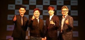 韓國FNC娛樂集團旗下造星機構FNCGTC(上海)開幕