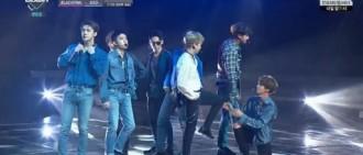 EXO擊敗BLACKPINK《MCD》奪冠 韓中雙聲道致謝