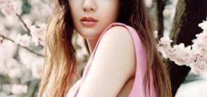 f(x)Krystal春日畫報,「冷公主變粉色甜公主!」