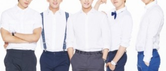 B1A4發展潛力獲認可 簽約日本環球音樂