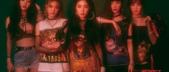 Red Velvet新輯人氣高 奪多個排行榜首