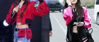 8張K-pop Idols 棒球外褸相片