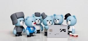 YG信用卡發行,與眾不同的新周邊?