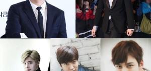 中國韓流明星TOP10名單發佈 眾男星榜上有名