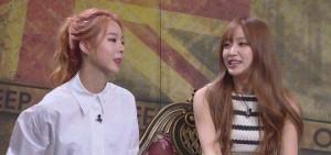 EXID Hani:「與AOA草娥等JYP練習生聚會」,起名「復仇者聯盟」?