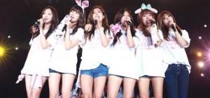 "A Pink海外首個演唱會圓滿落幕,3000粉絲展示""Pink Paradise"""