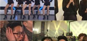 "EXID出演《我們小區藝能體》 《上下》舞引發""動亂"""