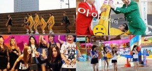 T-ara《小蘋果》MV釋出 成員們駕馭搞笑&性感造型