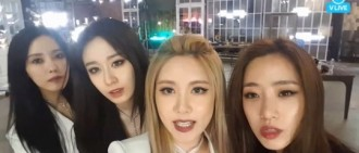 T-ara直播節目會粉絲 積極籌備新輯中